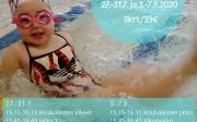 Kesän uimakoulut