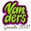 Vanders-gaala 2021 palkitut