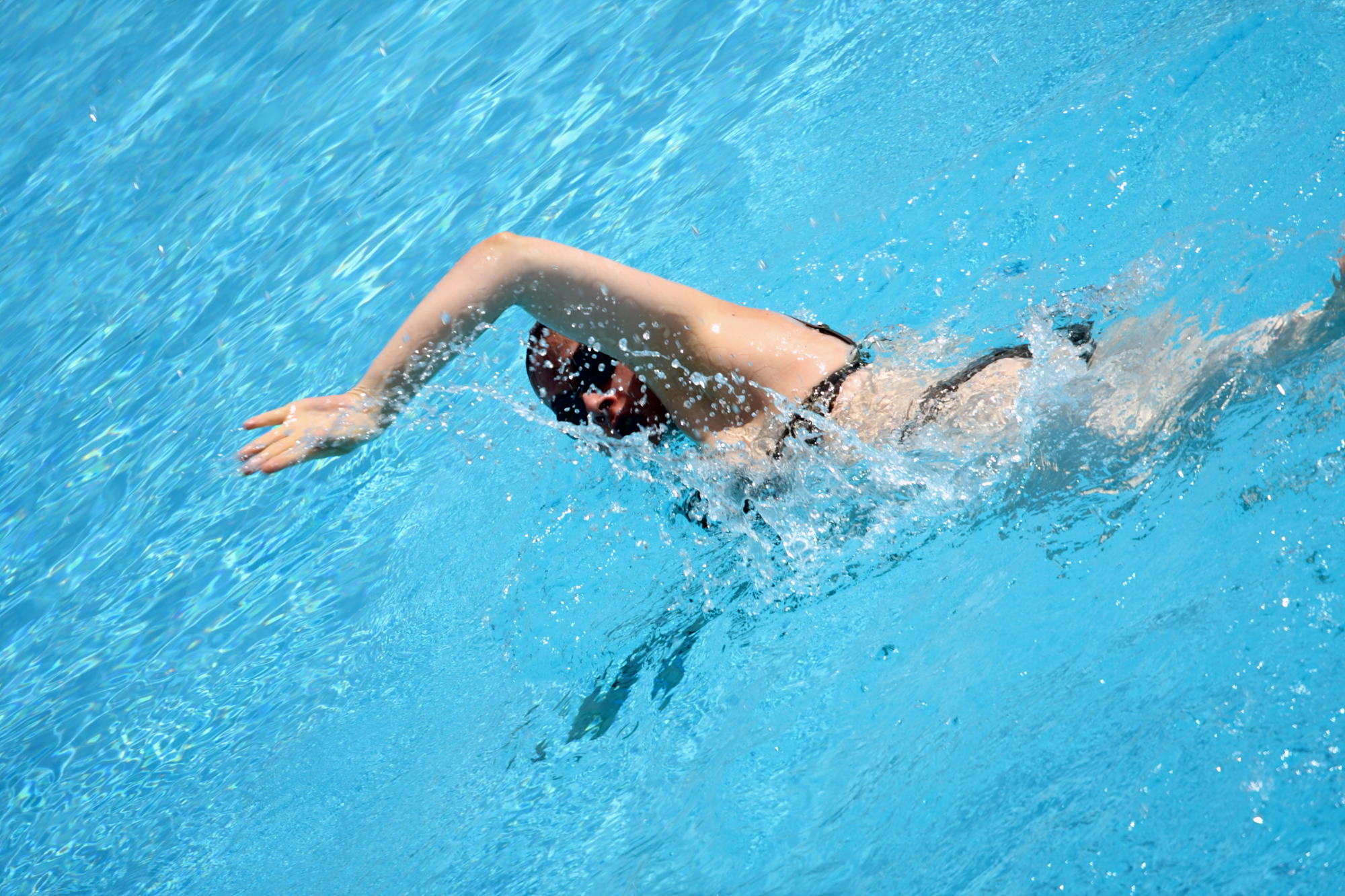 Vandersin uimari ikäkausimaajoukkueseen