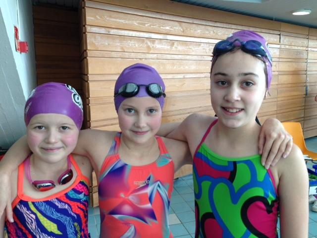 Kiitos toimitsijoille ja uimareille Joulukarkeloista