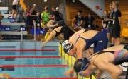 Mastersuimarit täyttivät Tikkurilan uimahallin