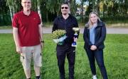 Vandersin valmentajien ja ohjaajien Vuoden urheilija –kilpailut kisattiin 26.8.2020